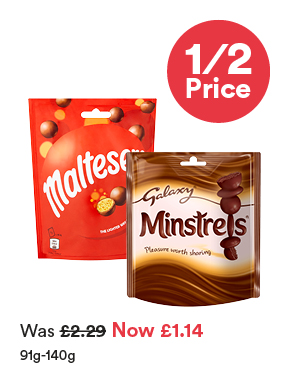 Great offer in store 16th April - 6th May